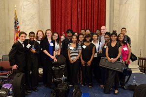 Hopkins on the Hill Participants