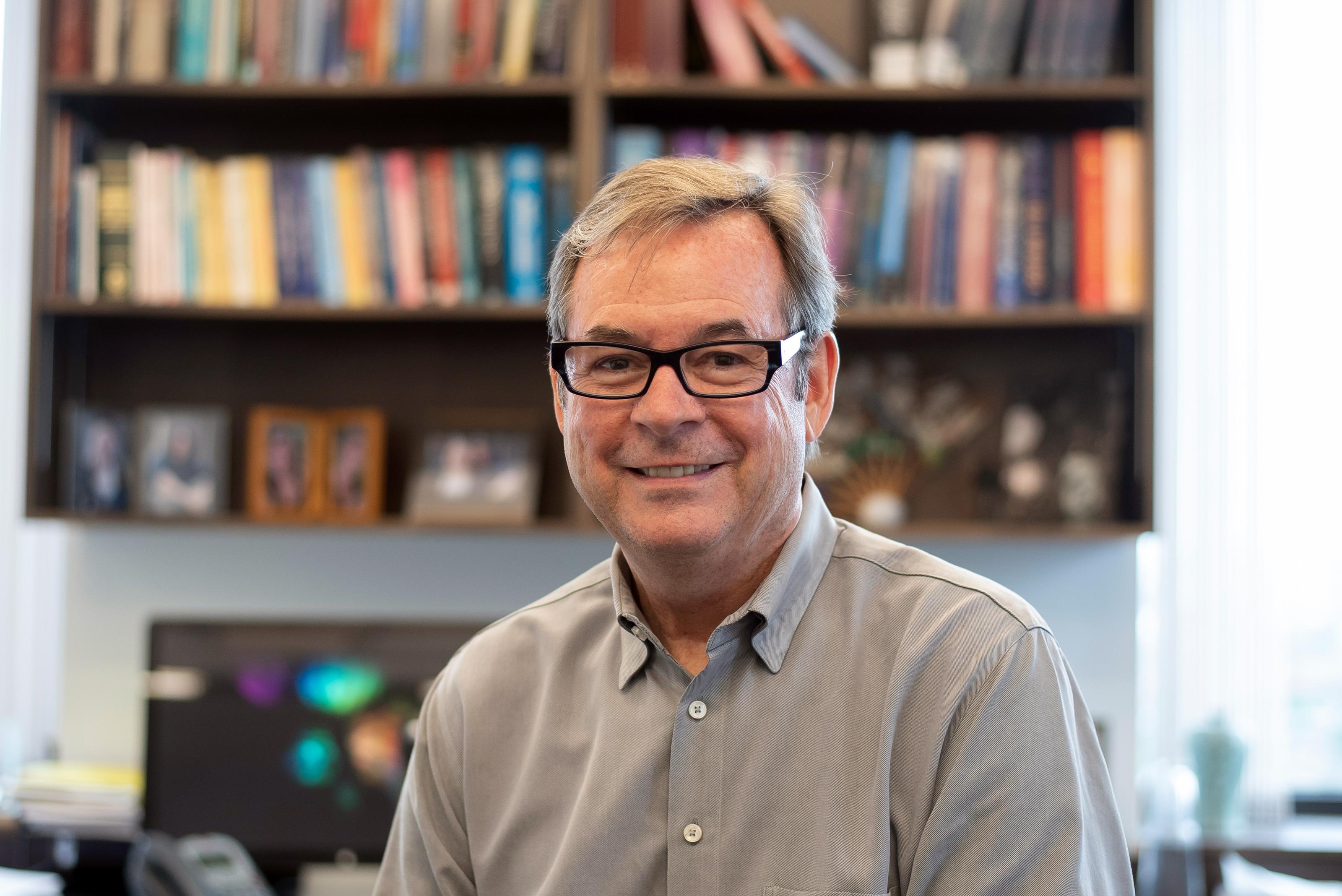 Richard Huganir, Bloomberg Distinguished Professor