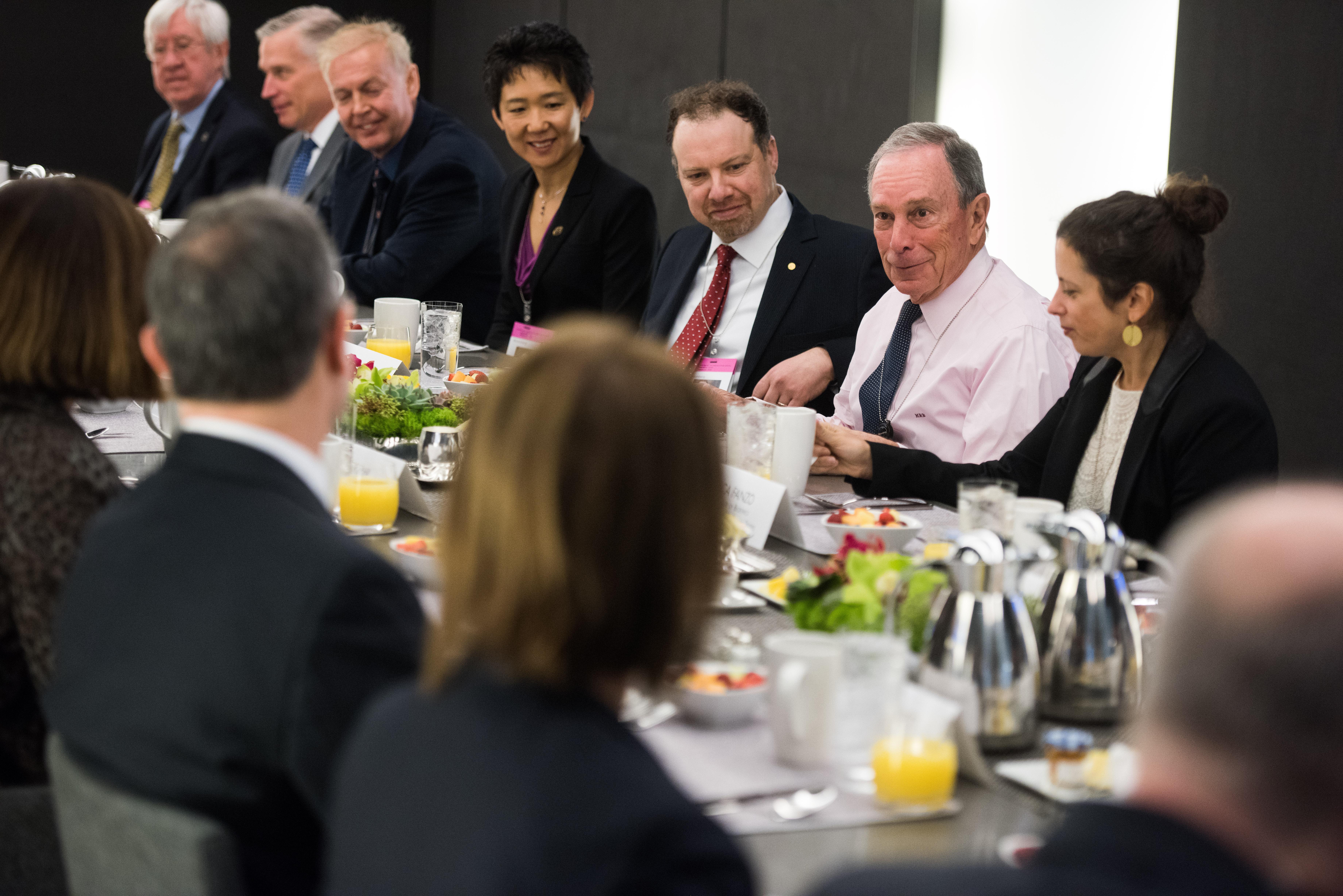 Bloomberg Breakfast