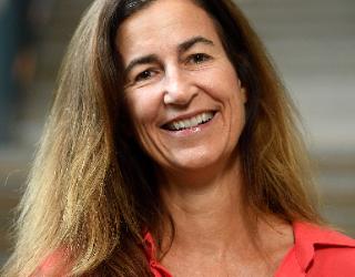 Kathryn McDonald, Bloomberg Distinguished Professor